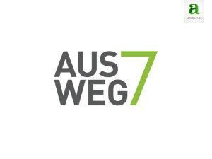 Ausweg 7 ist ein aktiver Zusammenschluss von sieben Mediatorinnen und Mediatoren unterschiedlicher Professionen die professionelle Mediation anbieten. Die Gruppe arbeitet vorrangig in Berlin und Brandenburg.