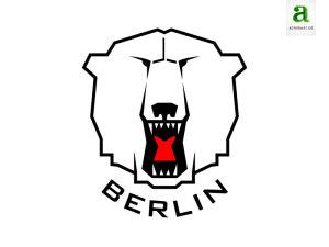 Vor einigen Jahren durfte ich das Eisbären-Logo überarbeiten. Ohne den Charakter des Logos zu verändern wurden Symmetrie, Linienstärken und Komposition optimiert