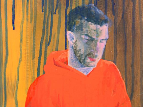 Malereien zum Thema Depressionen