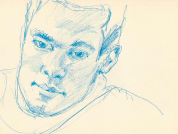 Portraits aus dem Skizzenbuch